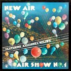 AIR / NEW AIR New Air - Air Show No. 1 [featuring Cassandra Wilson] album cover